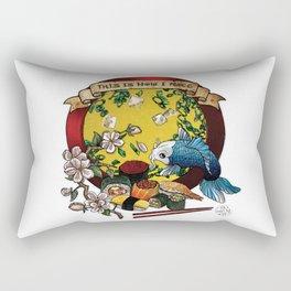 Soy Mates Rectangular Pillow