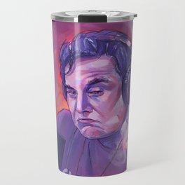 Elon Musk Travel Mug