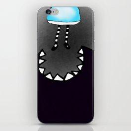 Monster. iPhone Skin