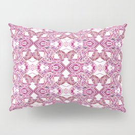 LINEA 011 Abstract Collage Pillow Sham