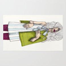 Fashion Illustration - Patterns and Prints - Part 2 Rug