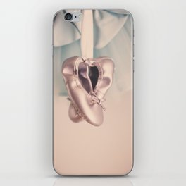 Ballet Shoes iPhone Skin