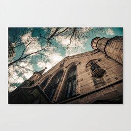 church photo Canvas Print