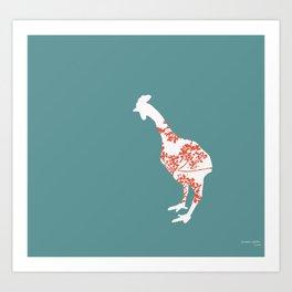Chic Chic Art Print