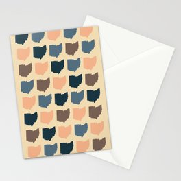 Buckeye State Stationery Cards