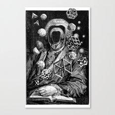 Polyhedra Canvas Print