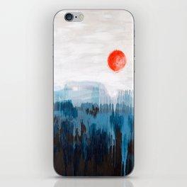 Sea Picture No. 3 iPhone Skin