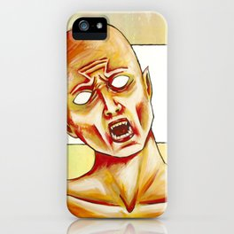 Unknow : Acrylic Painting iPhone Case