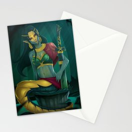 The Philippine Naga Stationery Cards