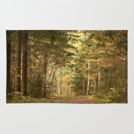 Wanderlust In The Forest #decor #society6 #buyart Rug