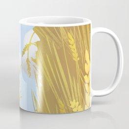 Boy In The Field Coffee Mug
