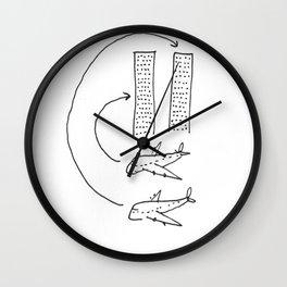 Planes Wall Clock