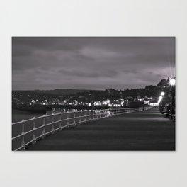Whitby Bay Canvas Print