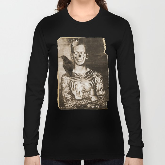 nice temporary insanity Long Sleeve T-shirt