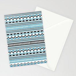 Tribal Scarf Stationery Cards