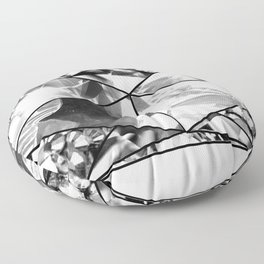 Octoganol Realms Floor Pillow