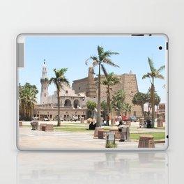 Temple of Luxor, no. 16 Laptop & iPad Skin
