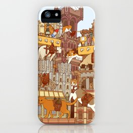 Grower Cats iPhone Case