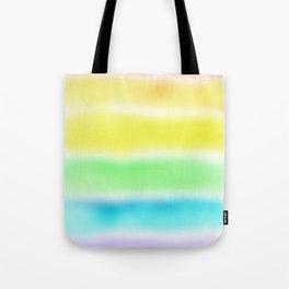 Blurry Rainbow! Tote Bag