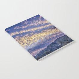 Weldon Winter Sky Notebook