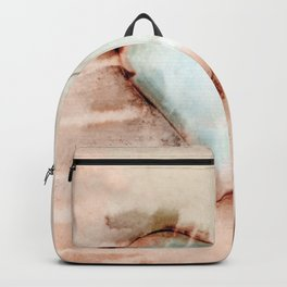 Love Unfolding No.26 by Kathy Morton Stanion Backpack