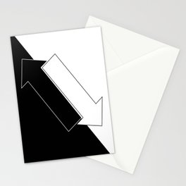 Arrows Stationery Cards