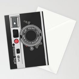Camera, 2 Stationery Cards