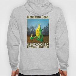 GMO Monsanto Goon: Bt-Corn Hoody