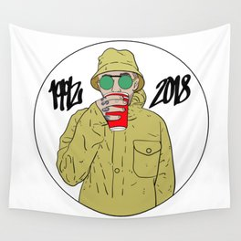 Mac Miller R.I.P 1992 - 2018 Wall Tapestry