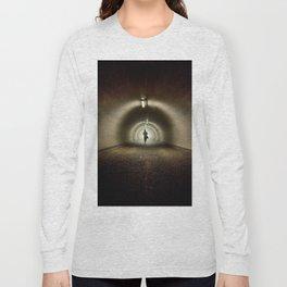 Endless Tunnel Long Sleeve T-shirt