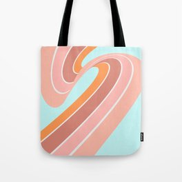 Slide into Summer Tote Bag