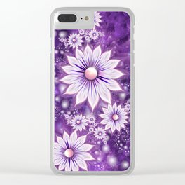 Flowers for Ophelia Clear iPhone Case