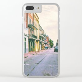 To Miss New Orleans Clear iPhone Case
