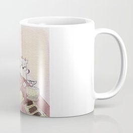 The Best Ber Treat Table and Friends Coffee Mug