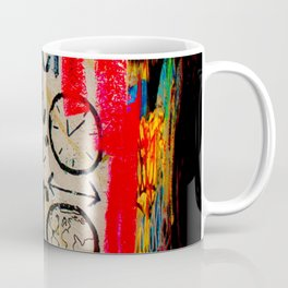 Love Letter in Krog Street Tunnel Coffee Mug