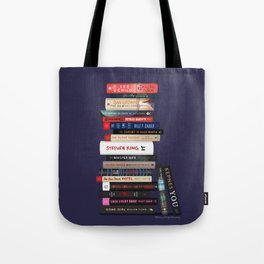 Thrills and Chills Tote Bag
