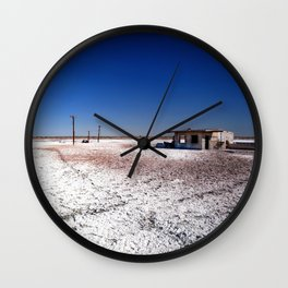 Sodium and Gomorrah Wall Clock