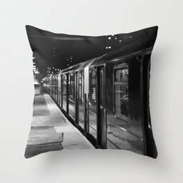 1 at 125 Throw Pillow