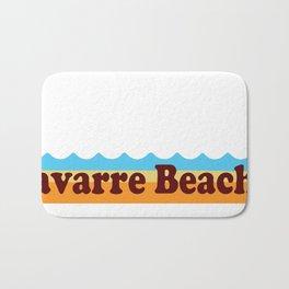 Navarre Beach - Florida Bath Mat