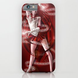 Sailor Senshi Grell iPhone Case