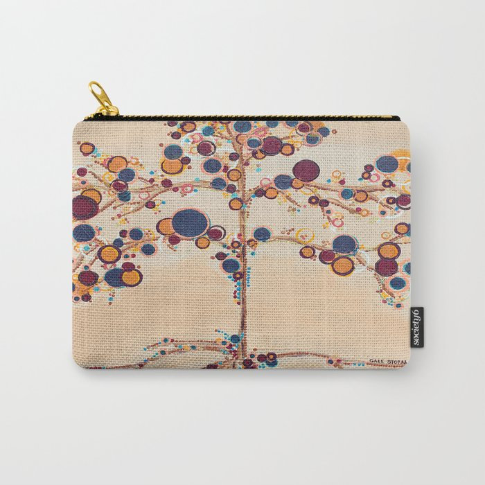 :: Family Tree :: Carry-All Pouch