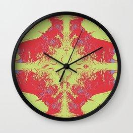 VE Wall Clock