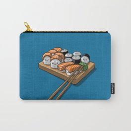 Cute Sushi Carry-All Pouch