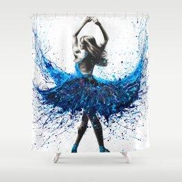 Bristol Dancer Shower Curtain