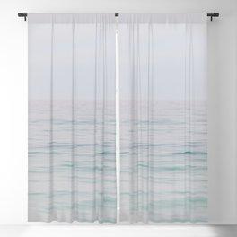 Rolling Waves - Lake Michigan Photography Blackout Curtain