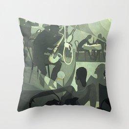Charleston - Aaron Douglas Throw Pillow
