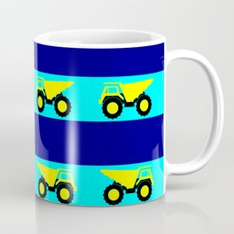 truck pattern home decor Coffee Mug
