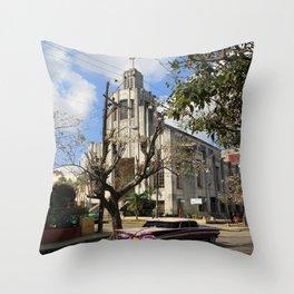 Havana 34 Throw Pillow