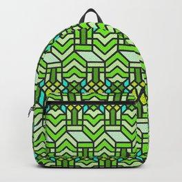Op Art 122 Backpack