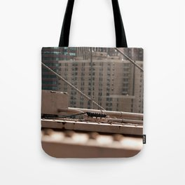 Geometric City Tote Bag